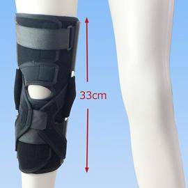 前十字靭帯損のスポーツ用膝サポーター|エクスエイドニーACL(正面)