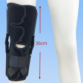 前十字靭帯損のスポーツ用膝サポーター|ニーケアー・ACL(正面)